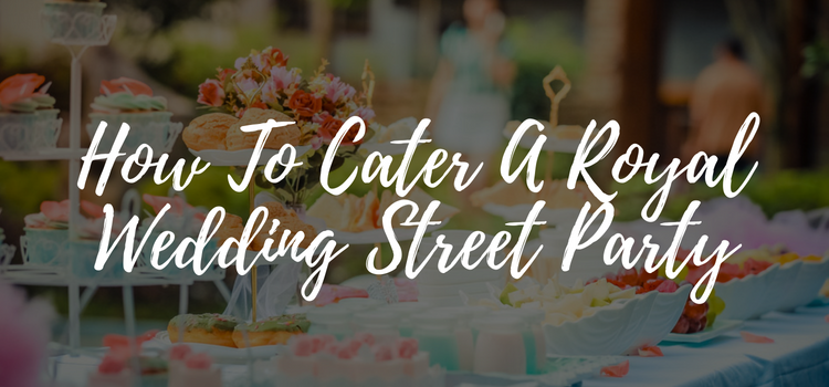 Street party catering