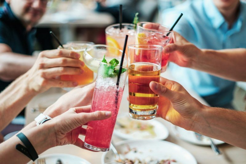 Soiree drinks