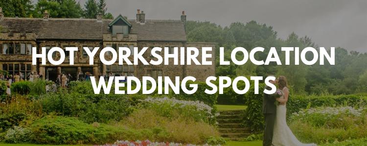 Yorkshire Location Weddings