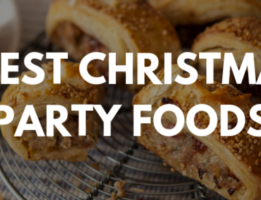 5 Best Christmas Party Foods