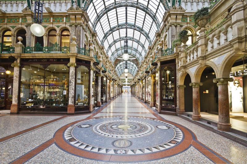 Victoria Arcade Leeds | Leeds Catering Company