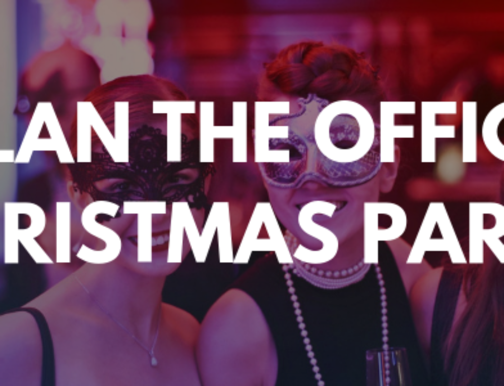 How To Throw An Office Christmas Party