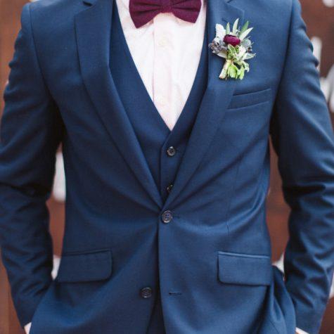 wedding trend suit