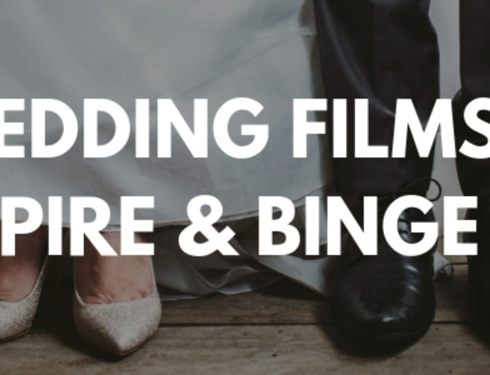 5 Wedding Films To Inspire and Binge watch