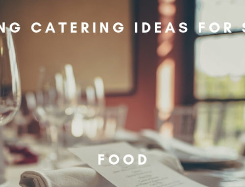 Wedding Catering Ideas for Spring