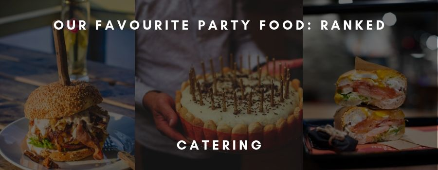 Party Food Ranked