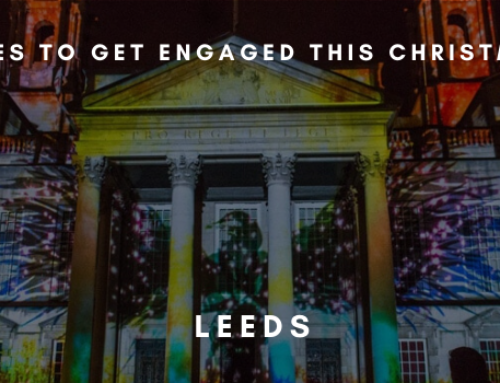 Places To Get Engaged This Christmas | Leeds | Yorkshire Catering Company